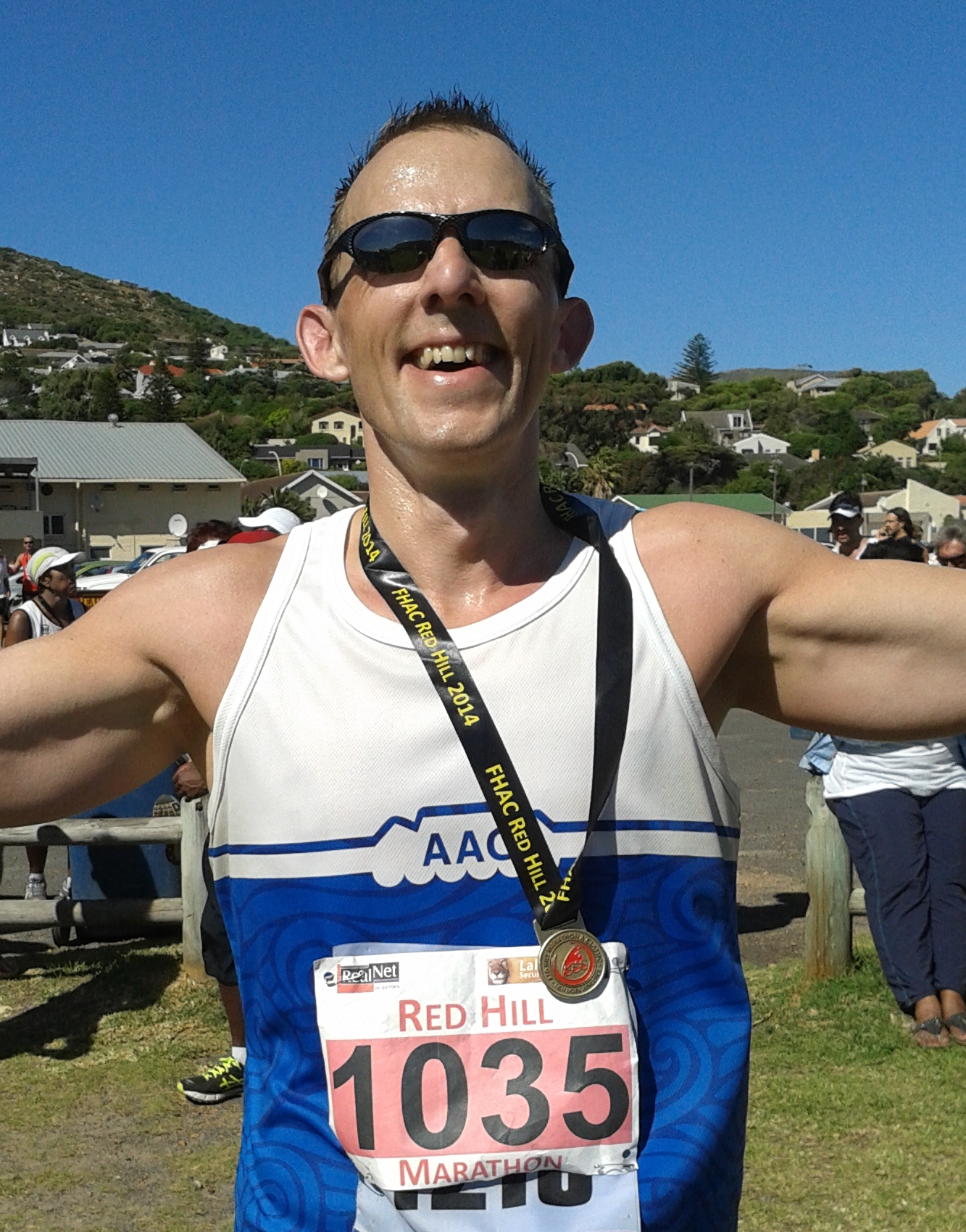 Race 2/2014 – Review Red Hill Marathon (18.01.2014)