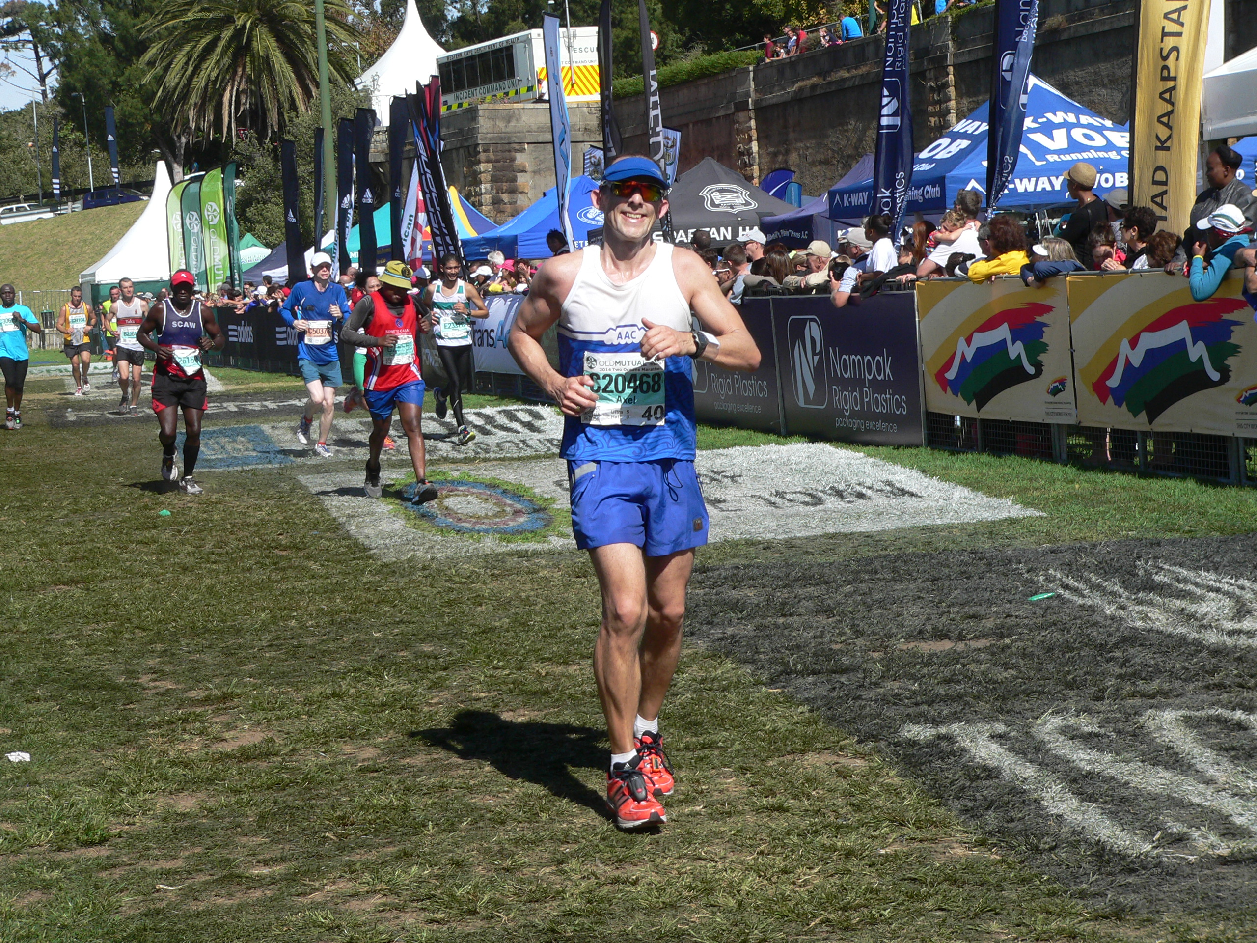 Race Review 4/2014 – Old Mutual Two Oceans Ultra Marathon 2014 – 56 km – 19.04.2014