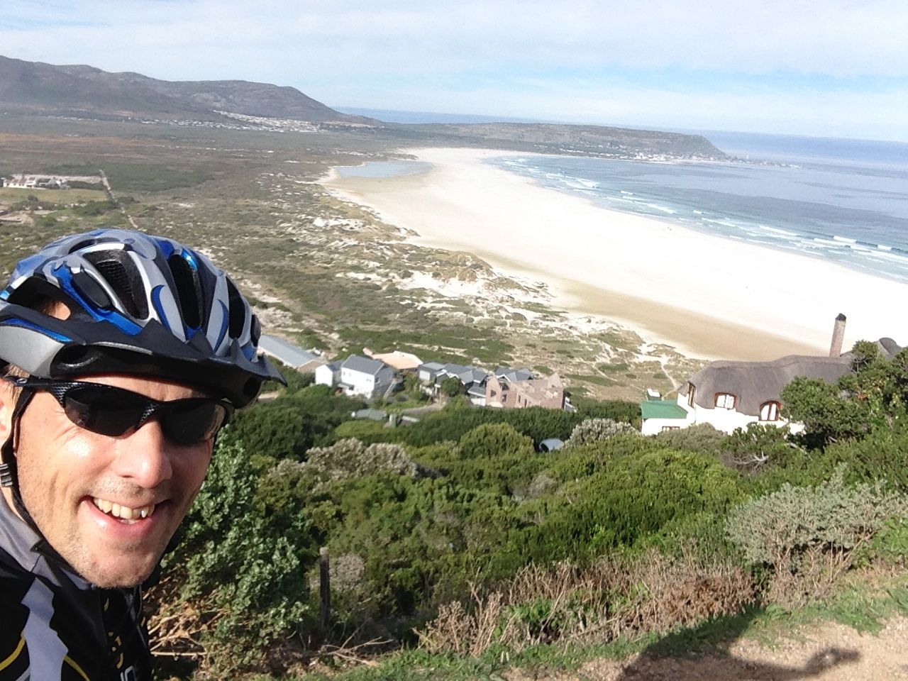 Bike Session 4/2014 – Riding parts of Two Oceans Route – 60 km – 03.05.2014