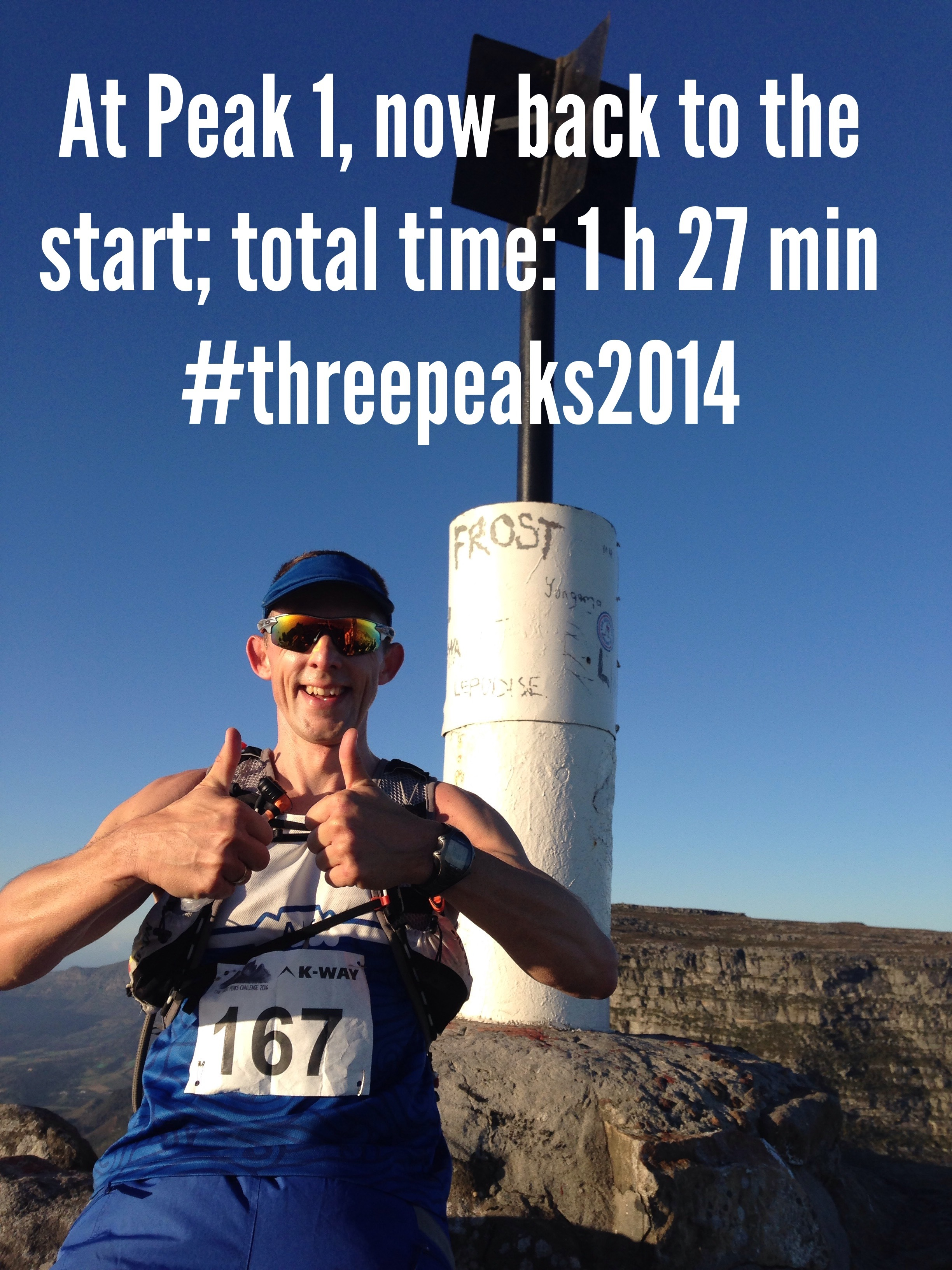 Race Review 9/2014 – Three Peaks Challenge – Part 1 – 01.11.2014