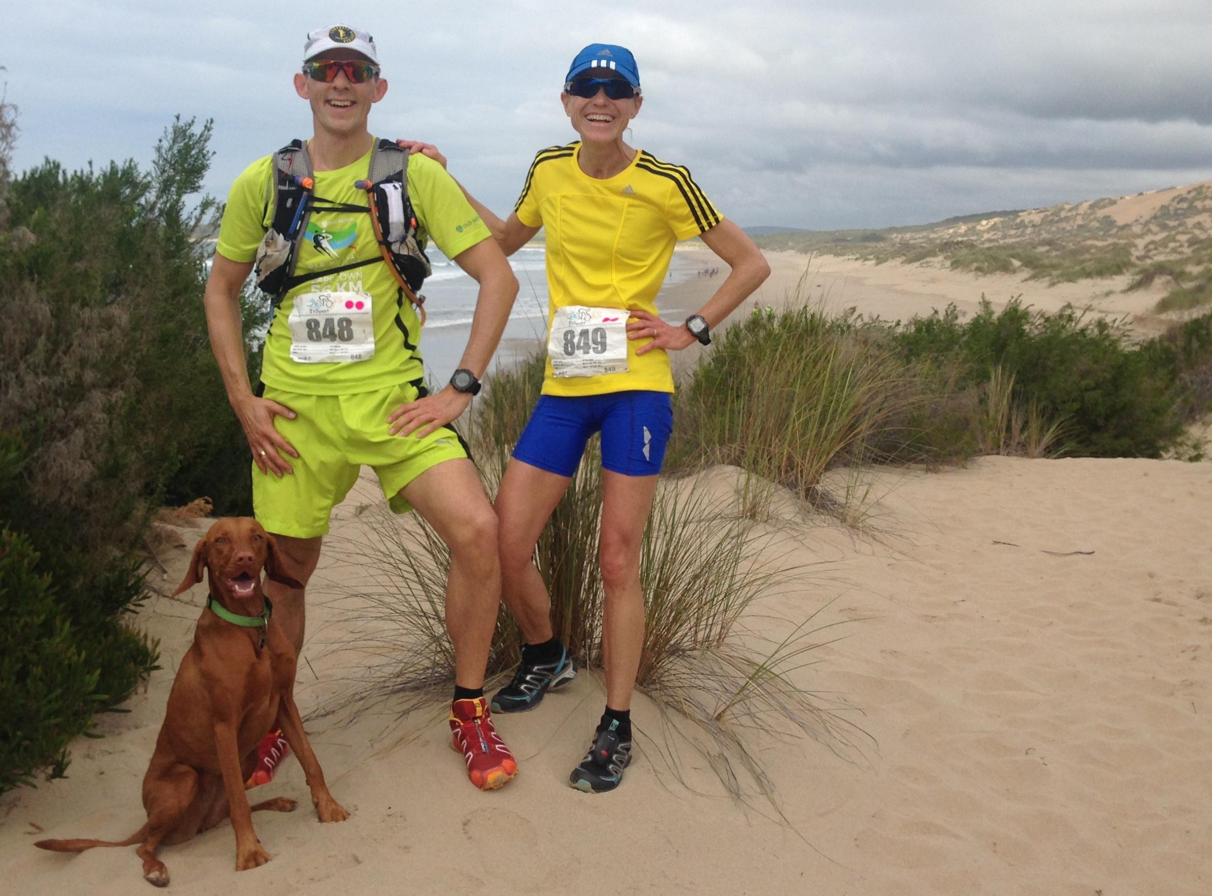 Race Review: 2015 Oystercatcher Trail Race (2 stage race, 20 km + 16 km)