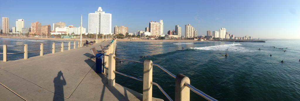 Beautiful Durban Promenade
