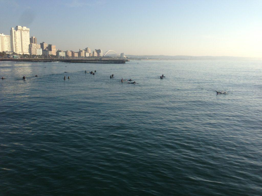 Durban North Beach Surfers