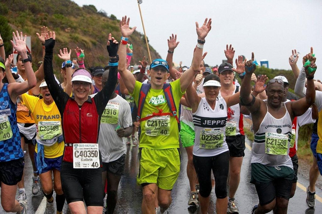 Two Oceans Ultra Marathon 2012 Race Review (56 km) – 07.04.2012
