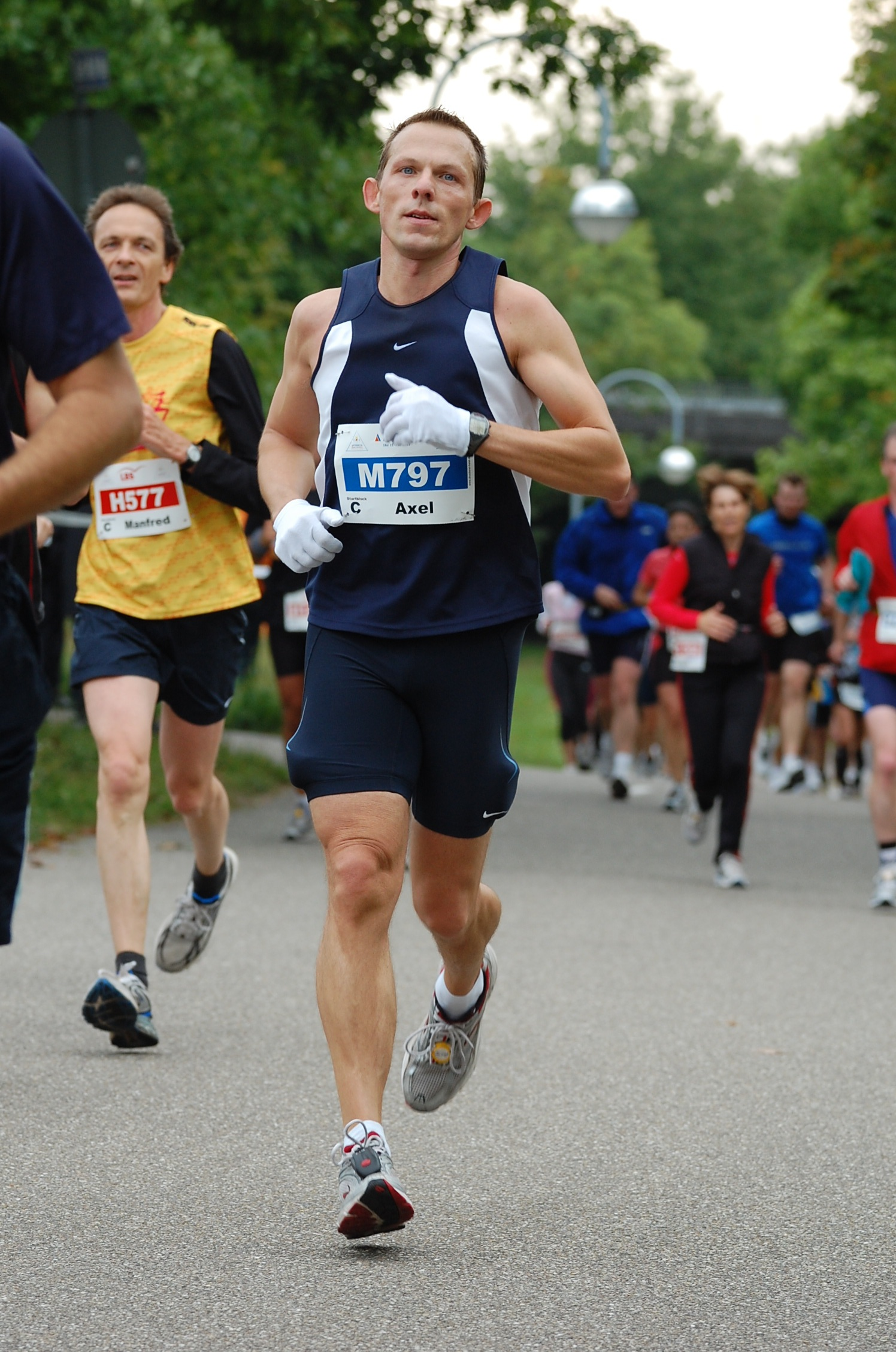 In 'Marathon Man' Rodgers Remembers Life-Changing Race ... |Marathon Man Running