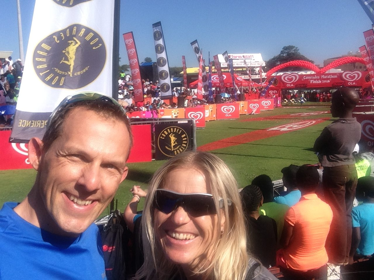 Race Report: 2016 Comrades Marathon – Down Run – 29.05.2016
