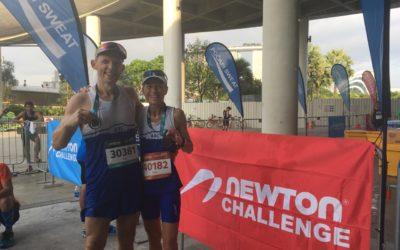 Race Review: Singapore Newton Challenge Half Marathon (21.1 km) – 29.10.2017