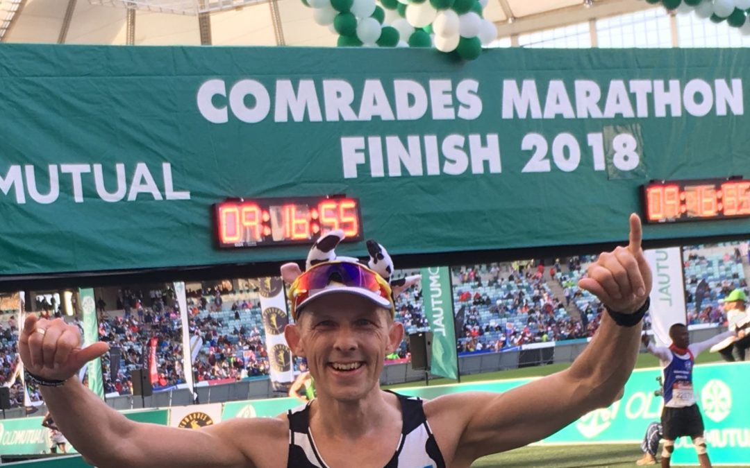 Race Review: Comrades 2018 (90.2 km) – down run – 10.06.2018