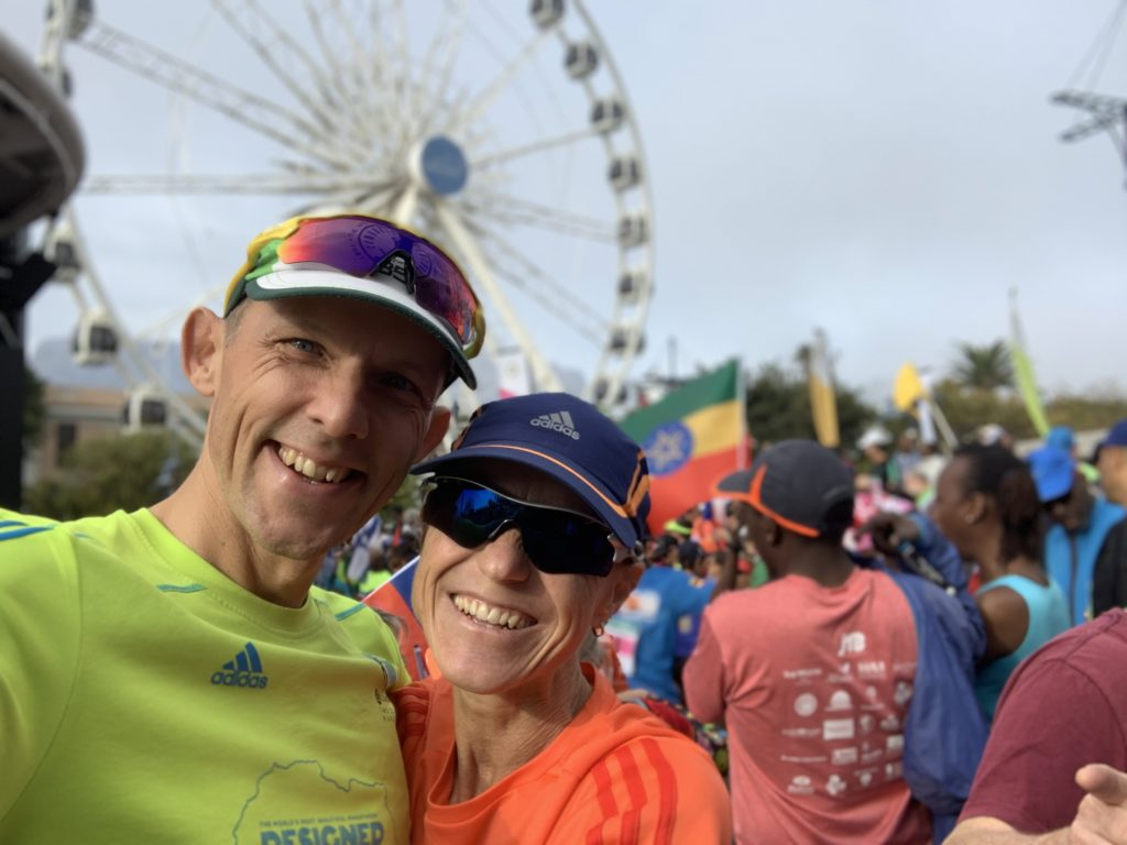 International Friendship Run Two Oceans Marathon 2019
