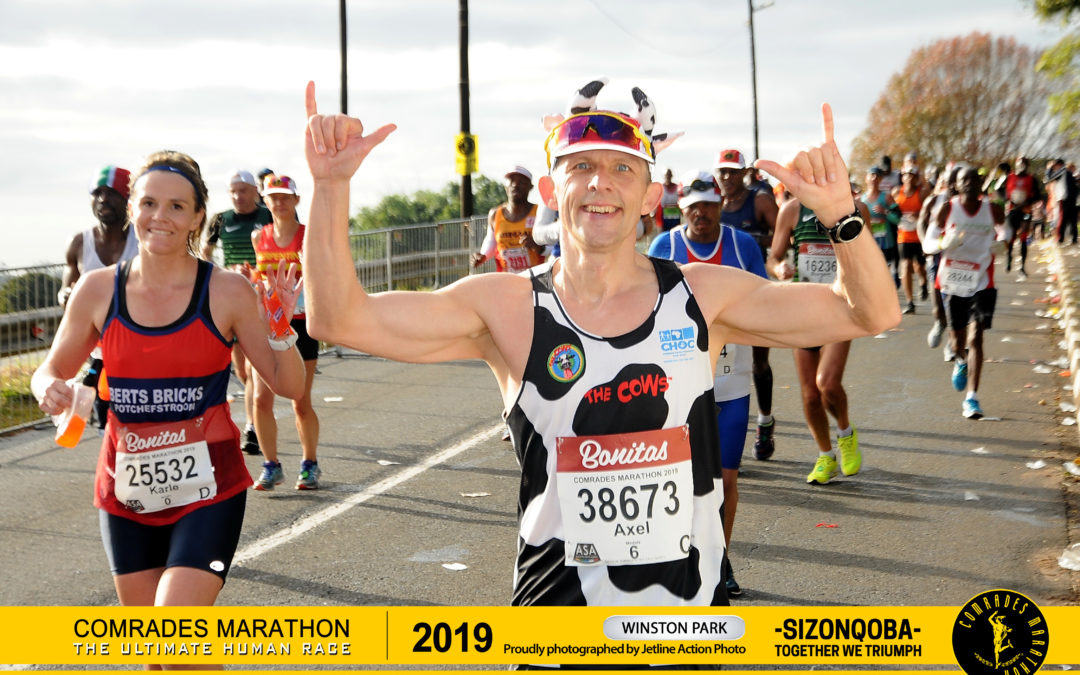 Race Review: My 7th Comrades Ultra Marathon (09.06.2019) 87 km