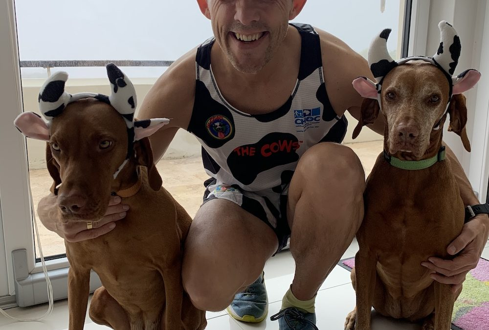 No-Race Race Report Two Oceans Ultra Marathon 2020 (5.8 km)